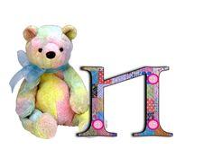 alphabet, teddy alphabet, a-z, patchwork letters, free alphabet