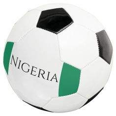 nigeria soccer ball - tap, personalize, buy right now! #soccerball #flag, #flags, #souvenir, #patriot, #patriotic, Nigeria Flag, Old Fashioned Games, Family Fun Night, Permanent Marker, Teamwork, Soccer Ball, Kids Learning, Flags, Sports