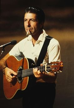 I thought I might devote an entire board to Leonard Cohen: then I decided this was probably was a bit sad. Finally surrendered