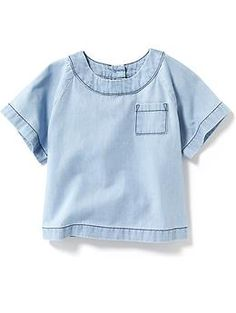 Chambray Fashion Top for Baby | Old Navy