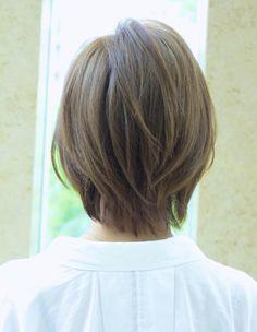 大人かわいいショート(NA-73) | ヘアカタログ・髪型・ヘアスタイル|AFLOAT(アフロート)表参道・銀座・名古屋の美容室・美容院