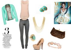 """Belle en Turquoise"" by sandrsdutchess on Polyvore"