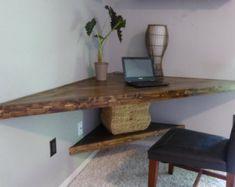 Diy Floating Corner Desk diy floating student desk as seen on hgtv open concept | student