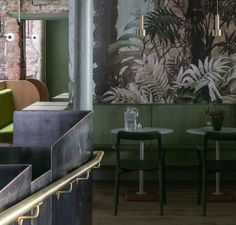 Grzywinski+Pons has transformed three linked heritage buildings in Manchester into Whitworth Locke, a hotel with a bar, cafe, lounge and co-working space. Restaurant Design, Restaurant Bar, Manchester Hotels, Manchester England, Victorian Fabric, Adaptive Reuse, Thing 1, Hotel Interiors, Some Pictures