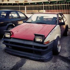 Ae86 awesomely rough