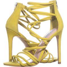 8033a2f2112 Steve Madden Santi Strappy Dress Sandals 124