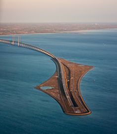 Sweden and Denmark Bridge