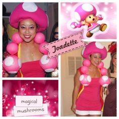 Tshirts to Toadette. Comic con or costume.