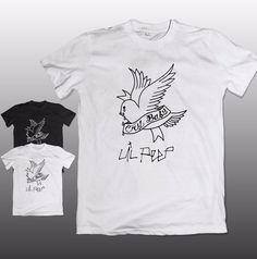 New Lil Peep - Cry Basy Tee T-Shirt #Gildan #BasicTee