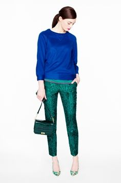 J.Crew Fall/Winter 2012 collection.