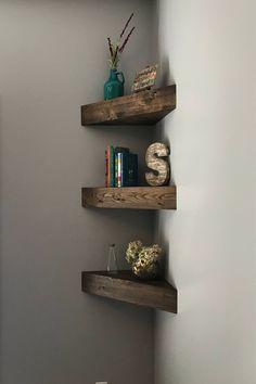 27 best corner shelf design images shelves home decor shelving rh pinterest com