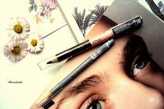 Eveline Cosmetics. Eyebrow Pencil Professional Stylist