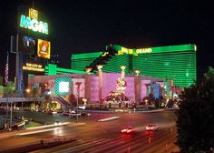MGM Grand Hotel and CSI: The Experience