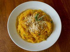 Spaghetti Squash with Pumpkin