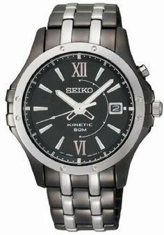 Seiko Le Grand Sport Men's Kinetic Watch SKA551 Seiko. $219.00