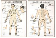 Free Printable Reflexology Charts | Professional Reflexology & Shiatsu…