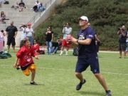 Philip Rivers Football Camp for kids 7-14.  This camp is to raise money for kids in the Foster Care system.