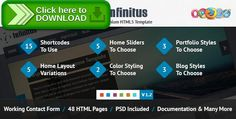 [ThemeForest]Free nulled download Infinitus : Responsive HTML5 Business Template from http://zippyfile.download/f.php?id=16142 Tags: adaptive, bestseller, blog, business, clean, corporate, creative, css3, html5, interactive, jquery, portfolio, responsive, responsive slider, slider