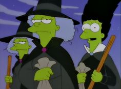 In Easy-Bake Coven, the animators referenced the film The Crucible for many of their designs.