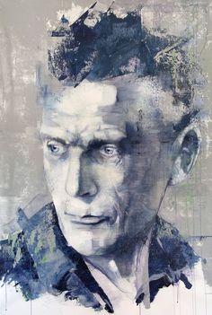 "Saatchi Art Artist: dario moschetta; Acrylic 2014 Painting ""S.M.1"""
