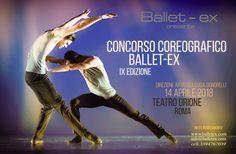 balletex.com - Concorso coreografico Ballet-ex2018