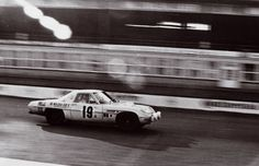 Mazda's RE racing tradition begins in August 1968, when a Cosmo 110S takes fourth at the 84-hour Marathon de la Route at Germany's Nürburgring.