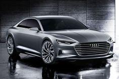 Audi Prologue Concept #Audi #Prologue #concept