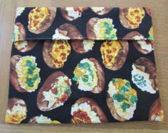 Microwave Potato Insulated Bag - Edit Listing - Etsy