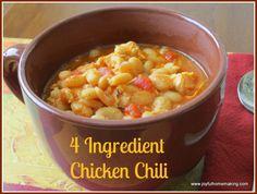 recipe: 4 ingredient white chicken chili [16]