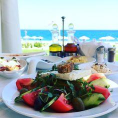 KEEP CALM AND EAT GREEC SALAD😉😊