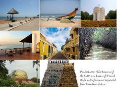 Its always pleasant in Pondicherry!!