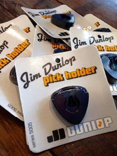 Porta palhetas Jim Dunlop