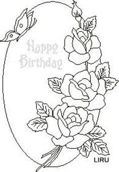 Worksheet. Dibujos y Plantillas para imprimir dibujos de flores para bordar