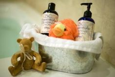BC Essentials Lullaby Lotion and Soap