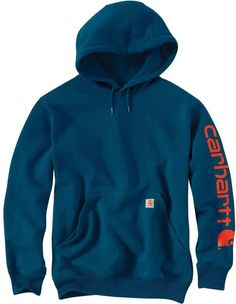 Shop a great selection of Carhartt Men's Big & Tall Midweight Sleeve Logo Hooded Sweatshirt. Find new offer and Similar products for Carhartt Men's Big & Tall Midweight Sleeve Logo Hooded Sweatshirt. Sweatshirts Online, Mens Sweatshirts, Winter Outfits Men, Casual Outfits, Dress Casual, Big Men Fashion, Mommy Fashion, Fashion Vintage, Fashion Boots