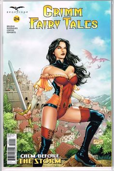 NM Grimm Fairy Tales Presents Wonderland 9 Cover B or better