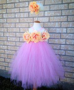 Peony Princess Tutu Dress