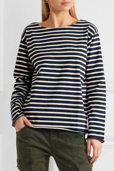 M.i.h Jeans | Mariniere striped cotton-jersey top | NET-A-PORTER.COM
