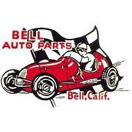 Bell Auto Parts Decal, Hot Rod, Custom, Nostalgia drag racing, Bonneville