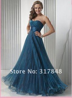 dark turquoise prom dresses | La ocasión especial freeshipping del atontamiento forma a turquesa ...