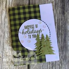 Stampin' Up! card making and paper crafting projects ideas and videos. Christmas Cards 2017, Stamped Christmas Cards, Homemade Christmas Cards, Stampin Up Christmas, Christmas Paper, Xmas Cards, Homemade Cards, Holiday Cards, Pumpkin Cards