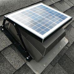 ISSI Solar Attic Vent System | Lowe's Canada
