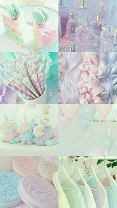 🎨 not my aesthetic/photo 🎨 aesthetic pastel pasteleffec. Aesthetic Collage, Aesthetic Photo, Pink Aesthetic, Aesthetic Pastel Wallpaper, Aesthetic Backgrounds, Aesthetic Wallpapers, Imagenes Color Pastel, Pastell Party, Unicorns And Mermaids