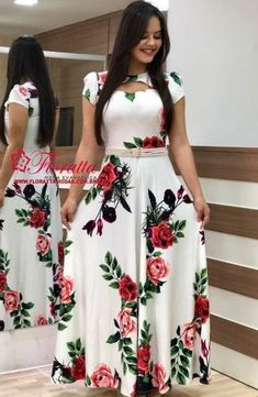 Digital Printed Crepe Dresses For Women's by Sourgrape's Online - Online shopping for Dresses on MyShopPrime - Stylish Dresses, Cute Dresses, Vintage Dresses, Beautiful Dresses, Casual Dresses, Funky Dresses, Women's Dresses, Long Dress Design, Dress Neck Designs