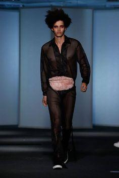 Male Fashion Trends: Patrick de Pádua Spring-Summer 2017 - Moda Lisboa
