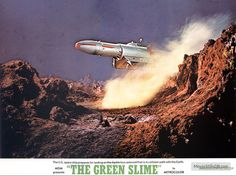 The Green Slime lobby card
