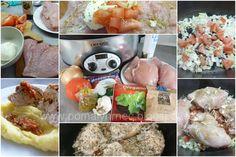 Blog nejen pro milovníky pokrmů z pomalého hrnce. Najdete zde tipy, rady, recepty a doporučení, jak využít výhod pomalého hrnce na maximum. Mozzarella, Crockpot, Meat, Chicken, Food, Beef, Meal, Slow Cooker, Essen