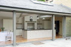 shaker kitchen by deVOL