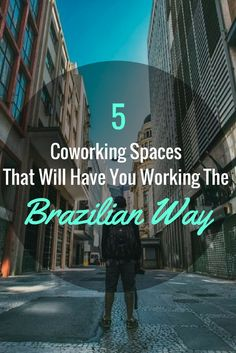 Check out these five, brilliantly authentic, coworking spaces in Brazil that will have you feeling like a local in no time. Whether you're the kind of person that likes to stay up late every night (partying or working), a person that will shift into hustl