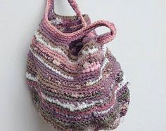 Boho Ibiza intrecciato bag, uno di un gentile spalla/borsetta a mano di vari materiali e colori